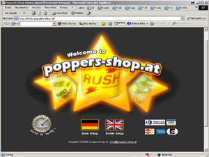 Poppers-Shop.at